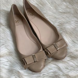 Vince Camuto Bow Tie Ballet Flats
